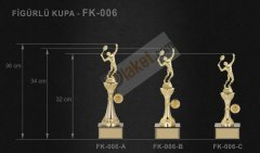 Figürlü Kupa FK-006