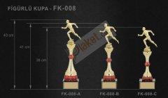 Figürlü Kupa FK-008