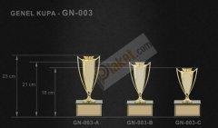 Genel Kupa GN-003
