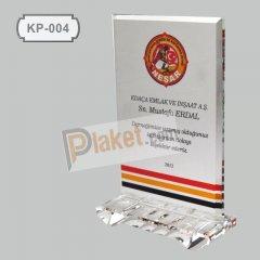KRİSTAL PLAKET - KP-004