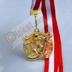 Satranç Madalyası MK-001