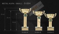 METAL KUPA (Small)  S-004
