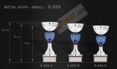 METAL KUPA (Small)  S-009