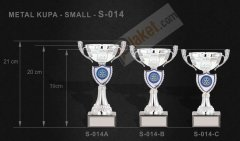 METAL KUPA (Small)  S-014
