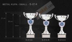 METAL KUPA (Small)  S-014