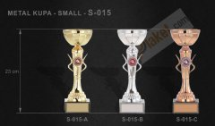 METAL KUPA (Small)  S-015