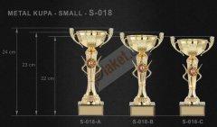 METAL KUPA (Small)  S-018