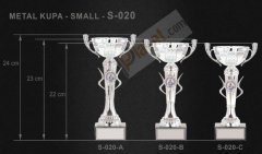 METAL KUPA (Small)  S-020