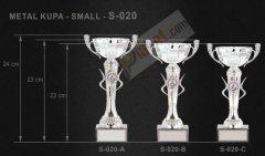 METAL KUPA (Small)  S-020