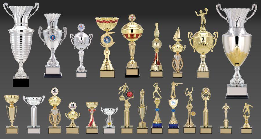 Ödül Kupa örnekleri